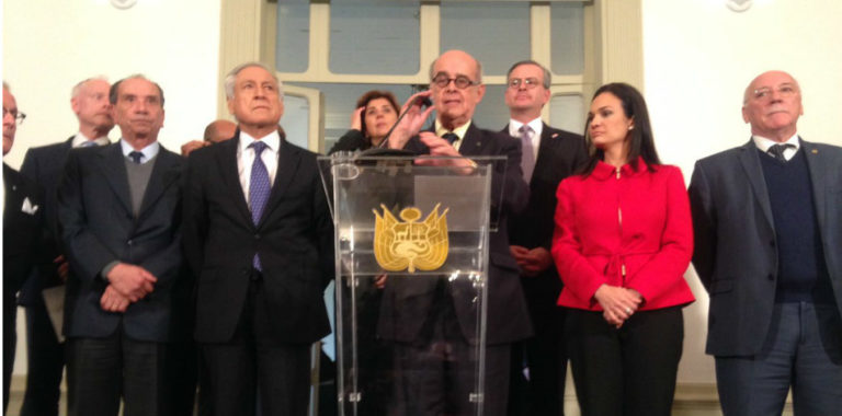 America's Foreign Ministers Meet in Peru to Reject Maduro's Illegal Constituent Assembly in Venezuela