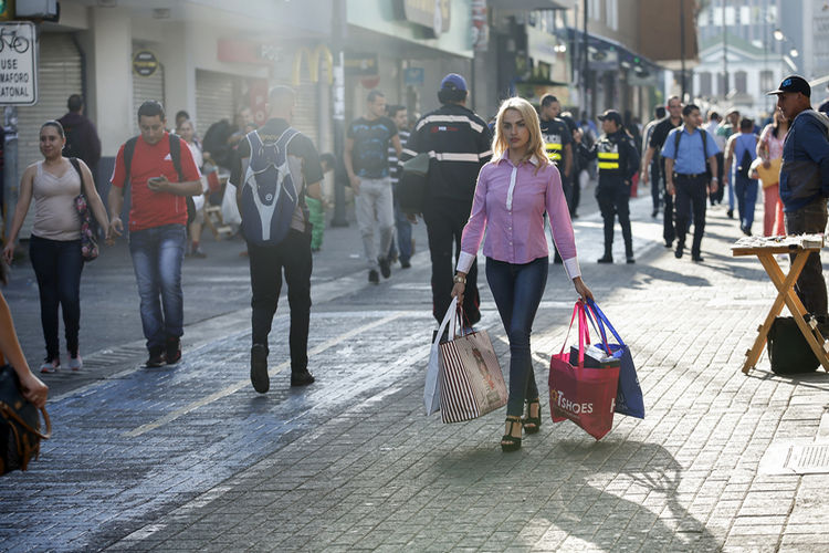 Higher Dollar and Interest Rates Slowed Consumer Spending