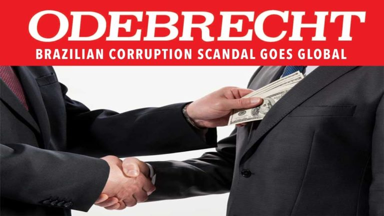 How Odebrecht Profited From Corrupting Latin Ameica's Political Elites
