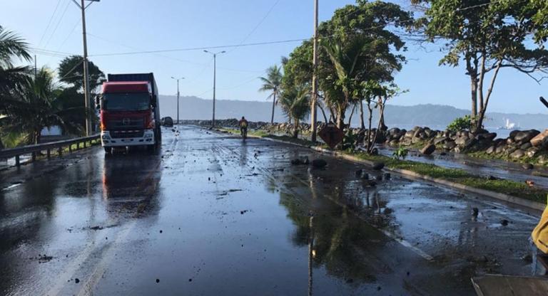 The Aftermath in Caldera
