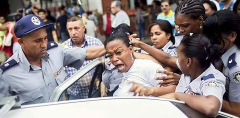 Cuban Dictatorship Outdoes Itself, Breaks Record for Arbitrary Monthly Arrests