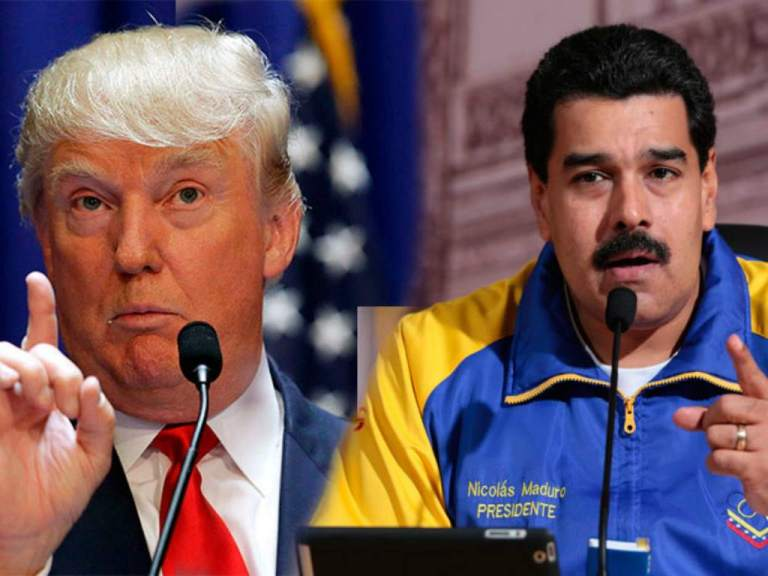"""Maduro Says He Wants A Respectful Phone Call With The """"Emperor"""""""