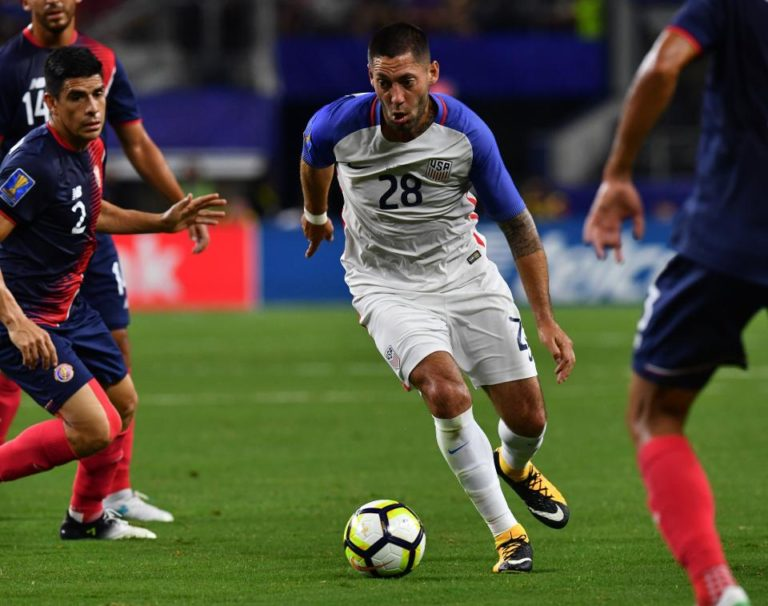 U.S. Soccer Chooses N.J Venue For Critical Game Against Ticos On Friday