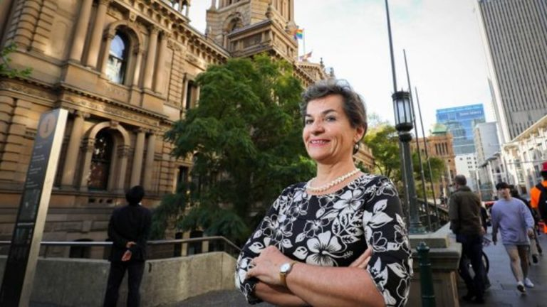 'Grandmother plant': Ex-UN Climate Chief Christiana Figueres Has Advice For Australia's PM