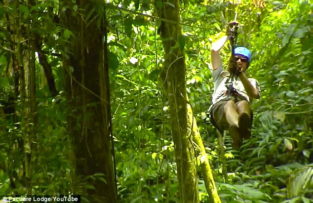 Man Falls To His Death On Trip To Celebrate His 65th Birthday in Costa Rica