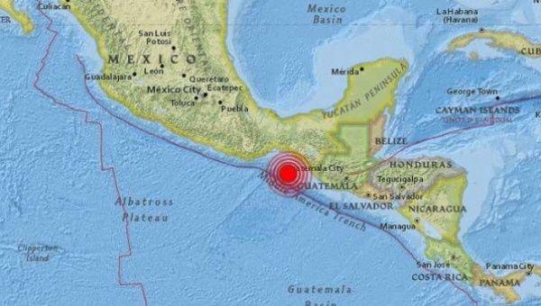 8.4 Magnitude Earthquake off Mexico Coast Kills At Least 26