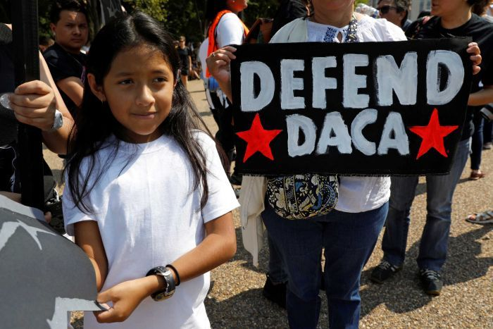 After DACA Is Axed, Outraged Communities Prepare to Fight 'Racist Agenda' in White House