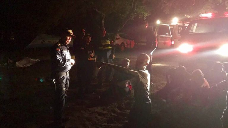 Man Dies, 4-year-old Boy Missing In Migrant Boat Capsize Off Costa Rica