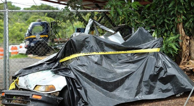 Speeding and Torrential Rains May Have Been Cause For Sunday's Five Fatality Crash