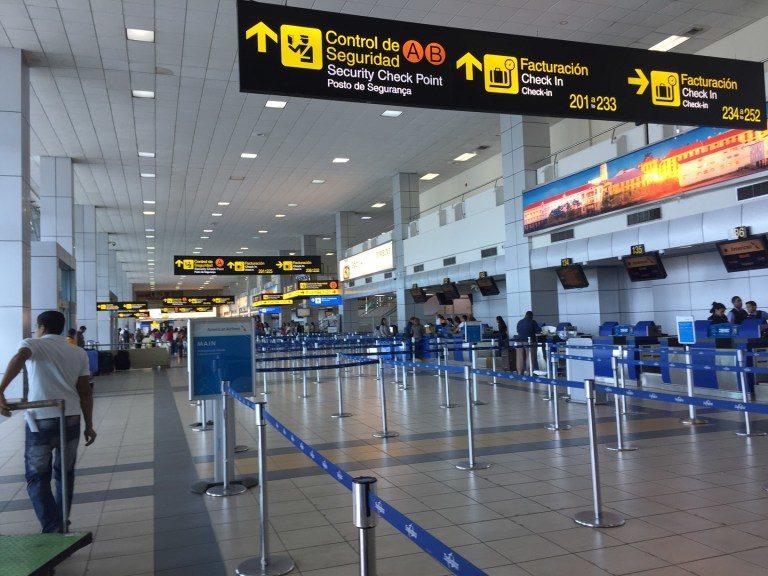 Panama Extends Suspension Of Flights
