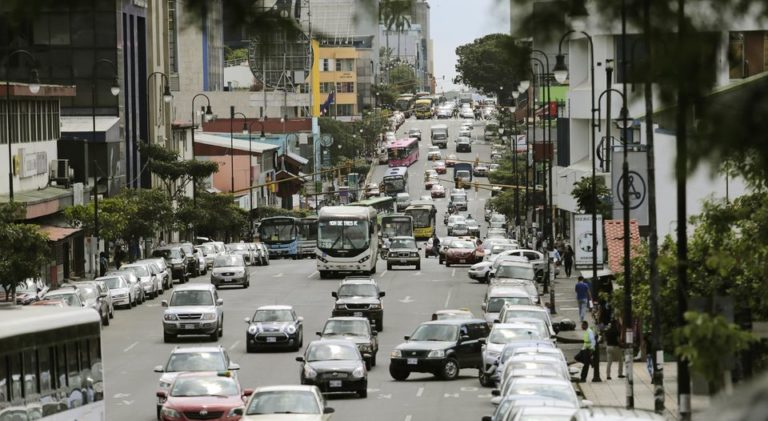Avenida 2 To Have Exclusive Bus Lanes On Friday