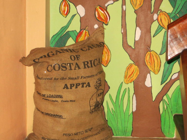 La Casa del Cacao de Costa Rica (Costa Rica House of Chocolate)