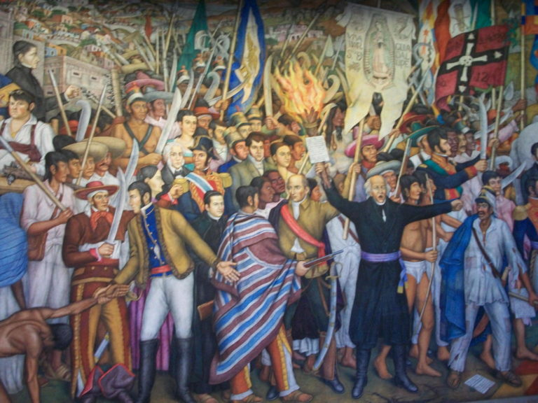 Mexican and Central American Independence: A Historic Backdrop for Present Challenges
