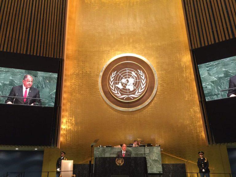 President Solis Criticizes United States Maintaining Embargo Against Cuba