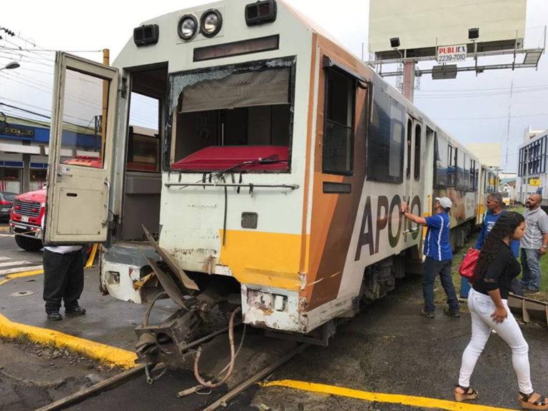 San Jose Train Collision Leaves 20 Injured