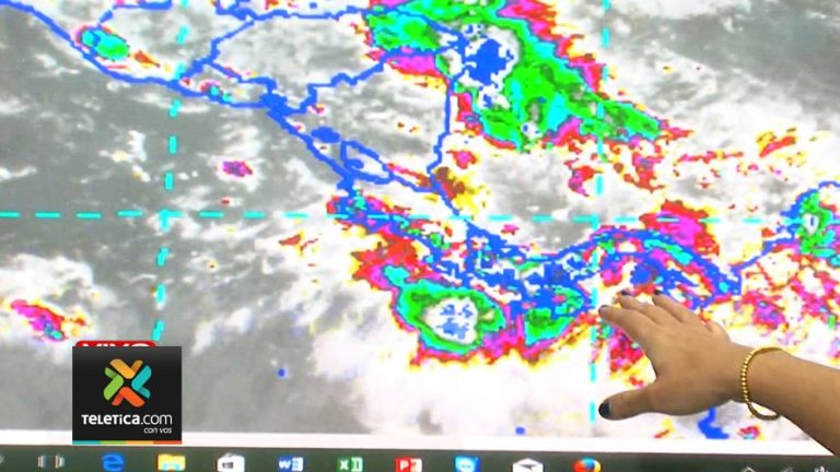 Low Pressure System Places Pacific Coast and Central Valley On Alert