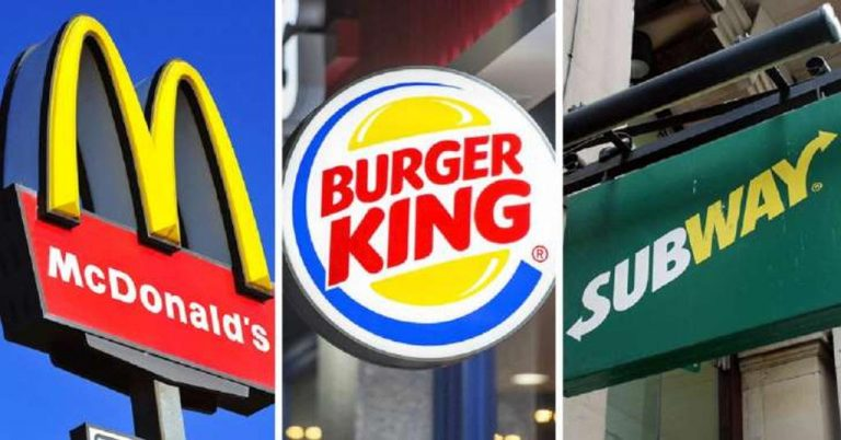 This Is the World's Biggest Restaurant Chain (Psst: It's not McDonald's!)