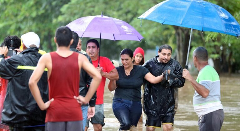 Tropical Storm Nate Hits Costa Rica Hard: Seven Dead, Thousands In Shelters