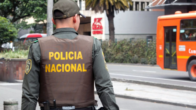 Perception of Security in Colombia Is Better than the Global Average