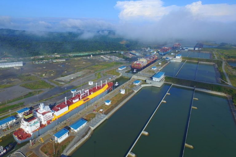 Panama Canal Reports Record Cargo Volumes