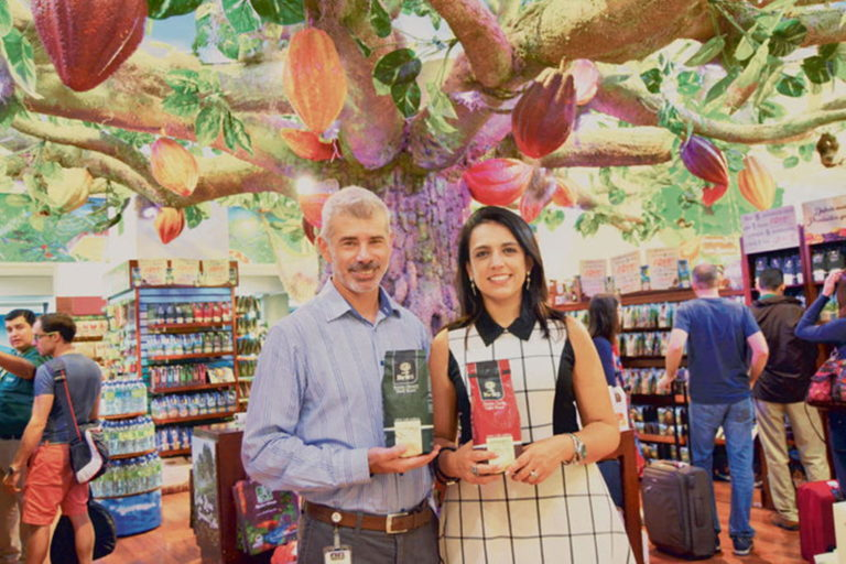Britt To Invest US$4M in New Building For Its Morpho Travel Retail