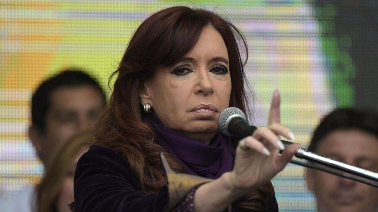 Argentina's Former President Cristina Kirchner Close to Having Assets Seized in Corruption Probe