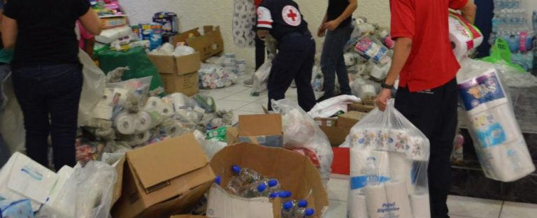 Red Cross Calls On People To Keep Donating