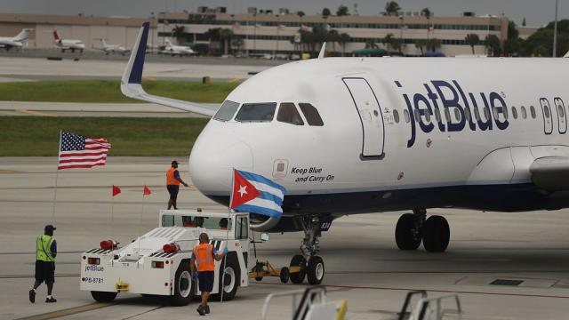 US Senate Votes to Keep Terrorists from Exploiting Security Flaws in Flights from Cuba