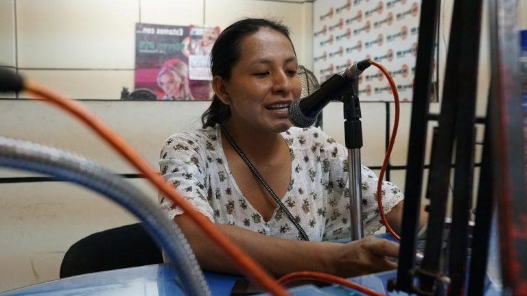 Radio Program in Peru Takes Aim at Human Trafficking