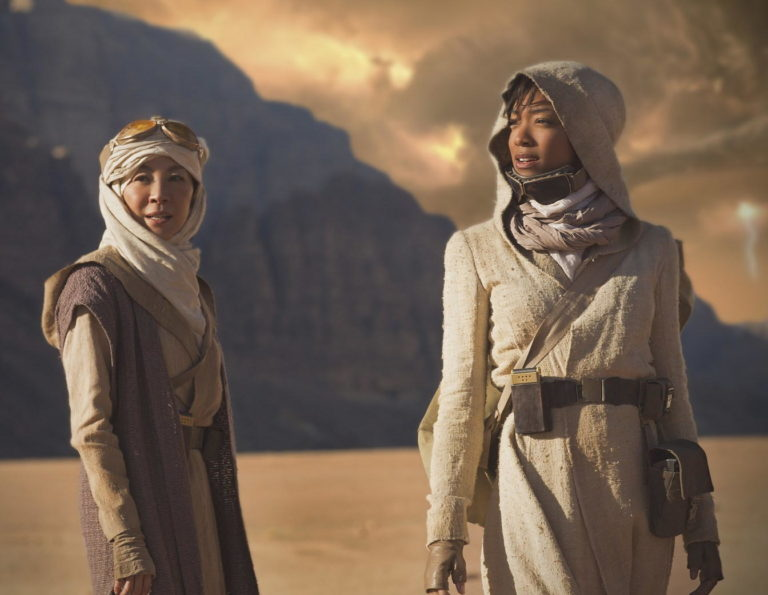 How 'Star Trek: Discovery' warps science