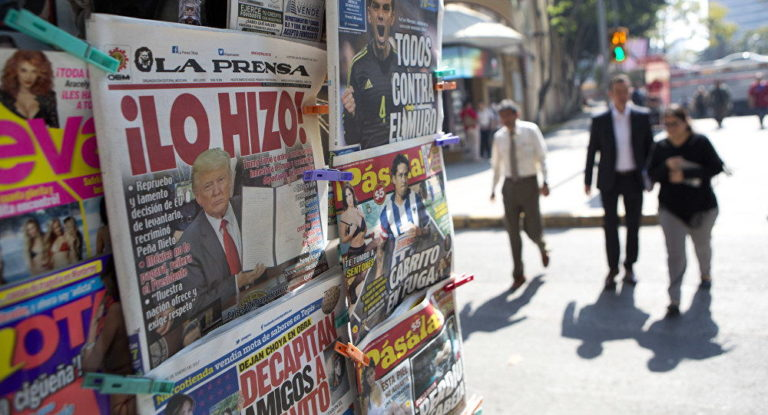 Why Story of Russia's Meddling in 2018 Mexican Vote Causes Laughter