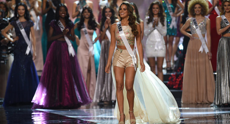Every Ten Minutes One Girl Dies From Sexual Crime in Peru, Beauty Queens Reveal