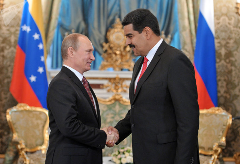 Russia Agrees to Wait for Venezuela Debt