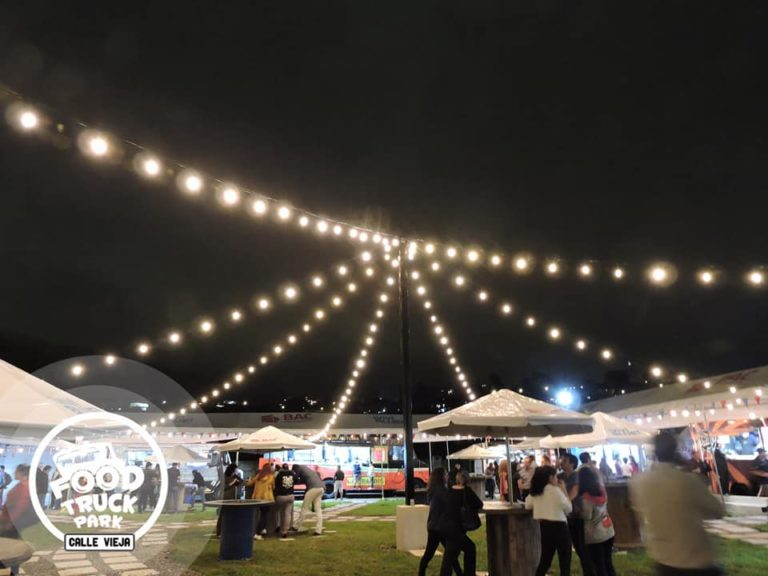 First Food Truck Park Opens In Curridabat