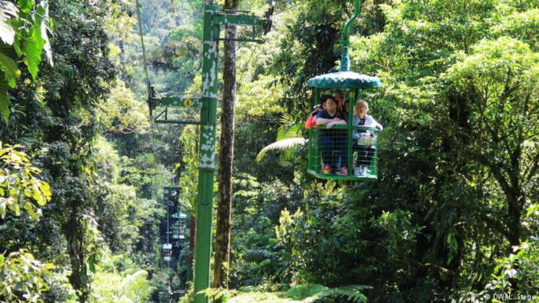 Eco-tourism in Costa Rica