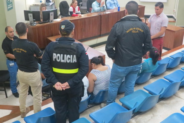 Four Convicted For Duping Girls In Nicaragua To Prostitute Them In Bars in San Carlos