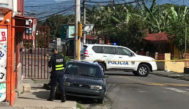Shootings So Common In Alajuelita That Residents Do Not Even Report Them To Police