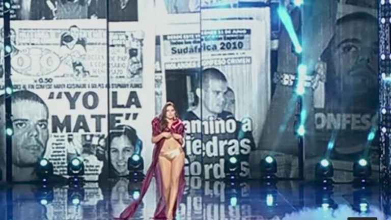 Miss Peru Pageant Protests Gender Violence to International Applause, but not all Peruvians Are Clapping