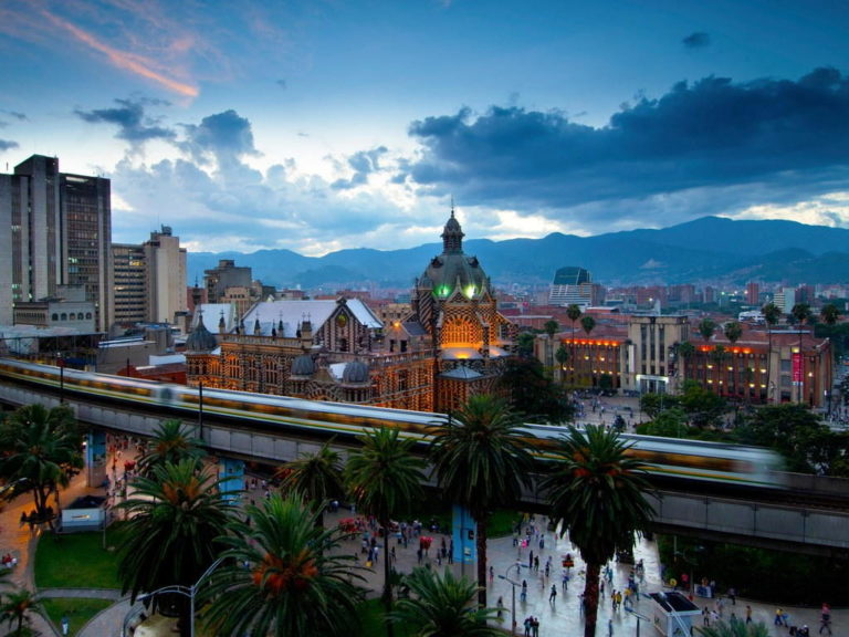 How Colombia, Once Consumed by Violence, Became Your Next Destination