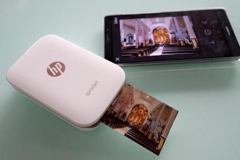 Portable Printer Reaches Tico Market To Print Photos From Smartphone