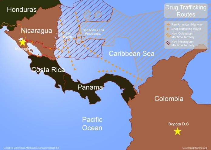 The Hague Court Admits Colombia Countersuit Against Nicaragua