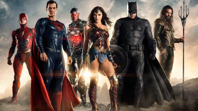 Critics Calling 'Justice League' a Mess