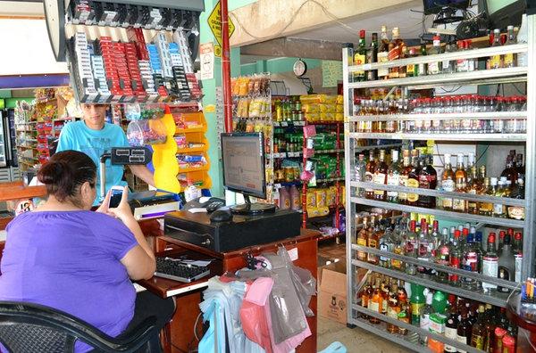 Bill To Prohibit Sale of Liquor In Mini-supermarkets