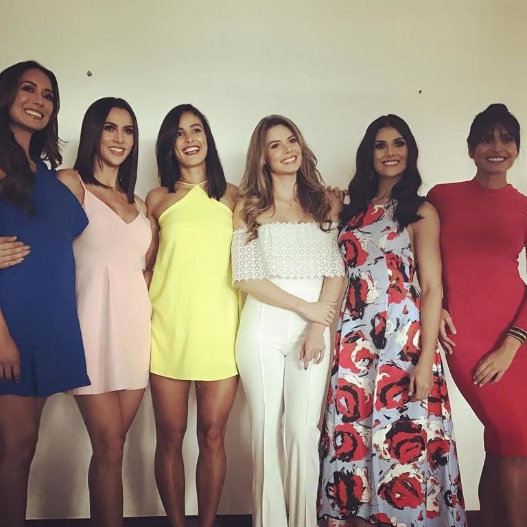 The Most Beautiful Women In Costa Rica In One Place, And At The Same Time