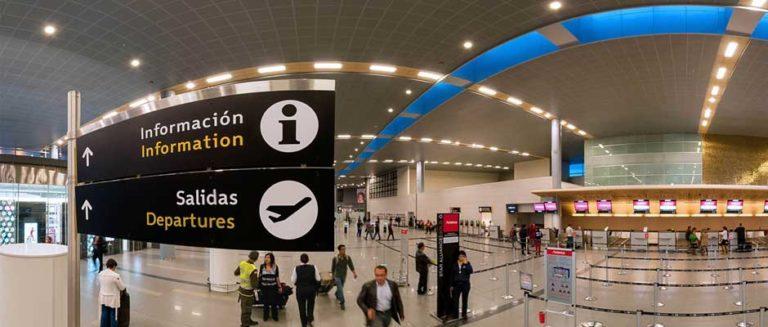 El Dorado Expansion Adds to Colombia's Biggest Airport
