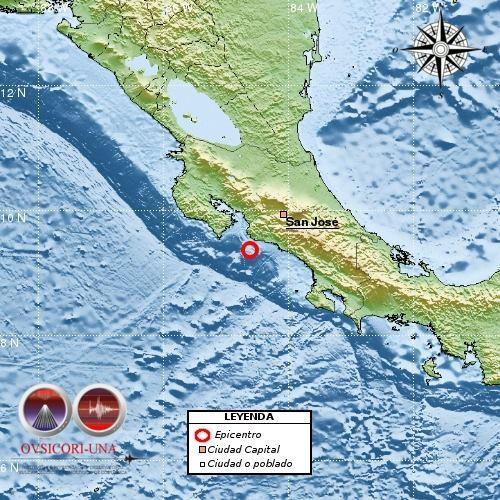 A Moving  Monday Morning: Two Quakes Shake The Pacific Coast