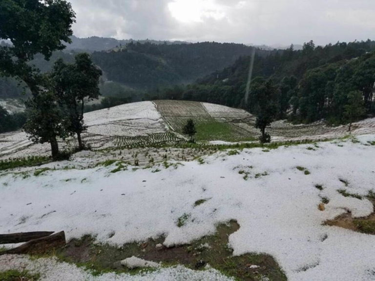 Did Snow Really Fall On Costa Rica's Chirripó?