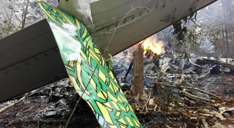 Fiscalia concludes investigation in aerial tragedy that killed 12