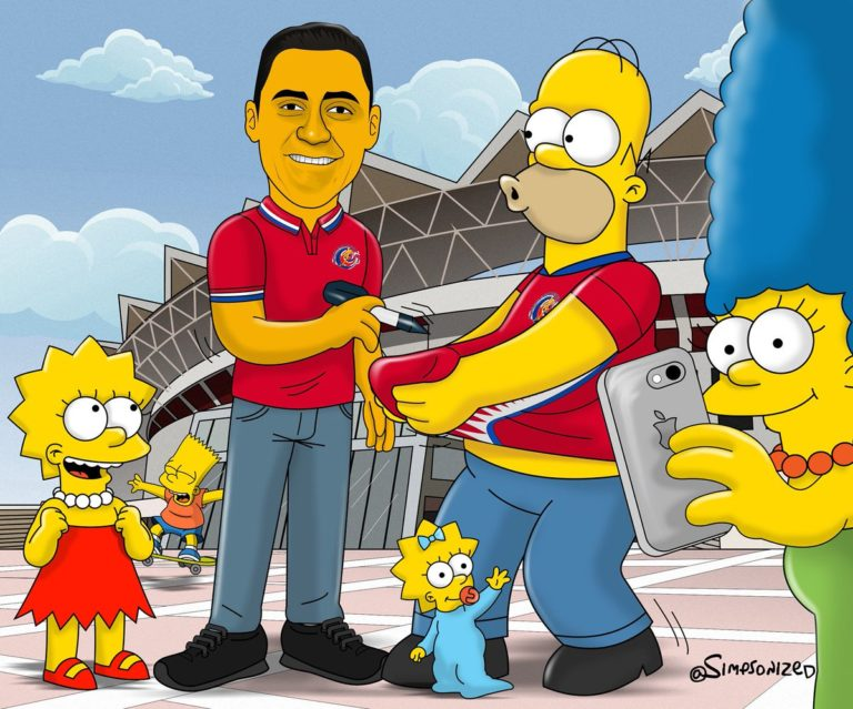 What Did Homer Tell Keylor?