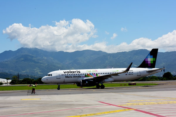 Volaris Costa Rica To Open Three New Low-Cost U.S. Routes In 2018